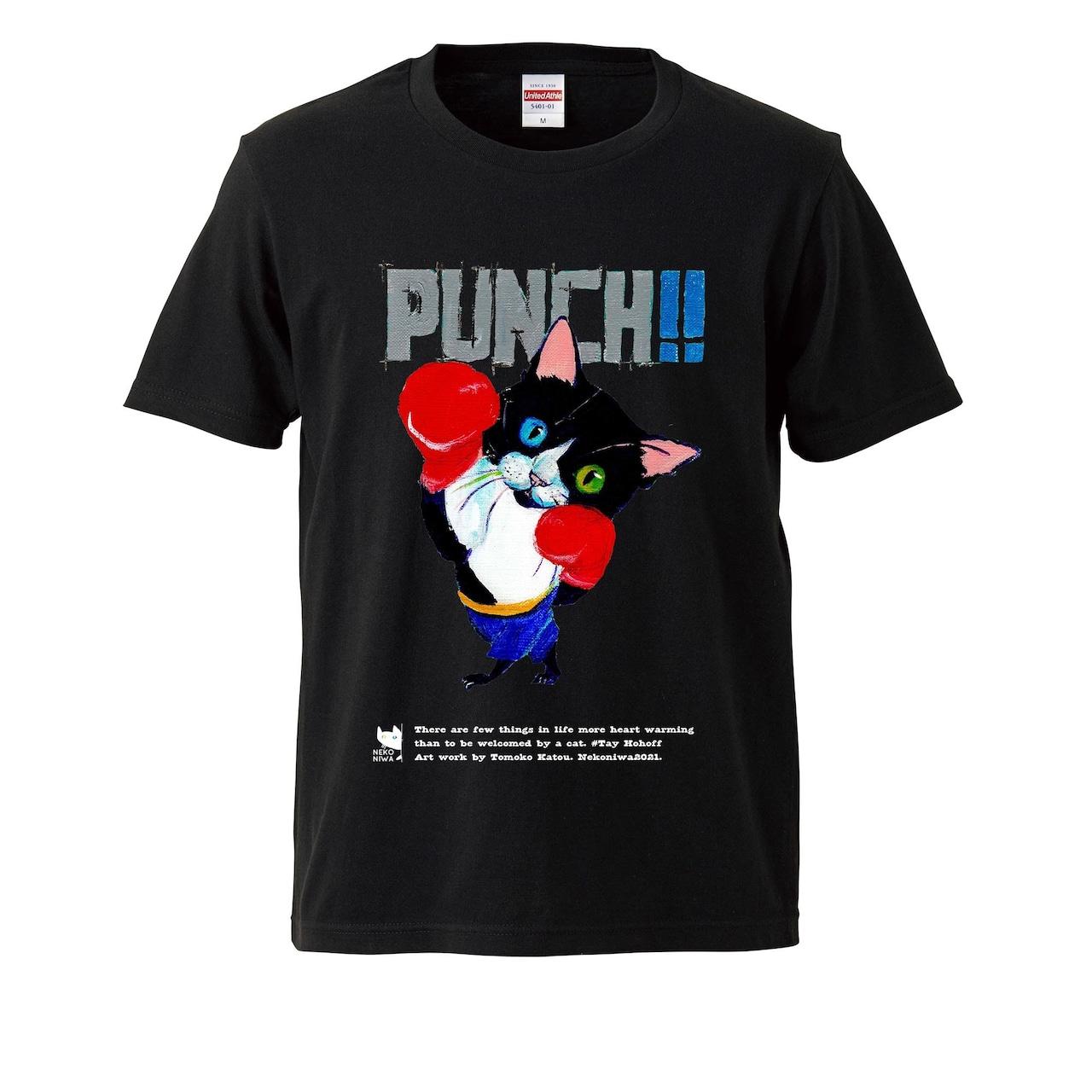 "2021.TOMOKO KATOU ""PUNCH""【ブラック】"