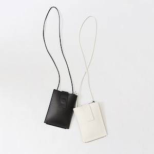 [SALE]RIM.ARK(リムアーク) Leather mini shoulder bag 2021春物新作 [送料無料]