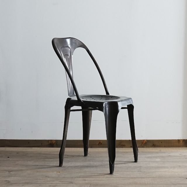 #02-07 metal chair