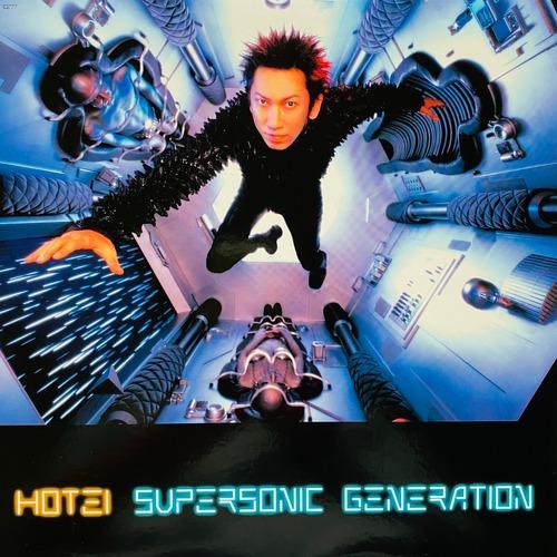 【LP・国内盤】布袋寅泰 / Super Sonic Generation