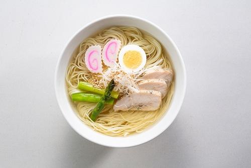 秘伝しおラーメン × 4食の商品画像2