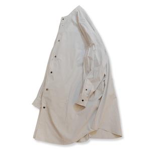 Big shirt  [ Pale Gray ]