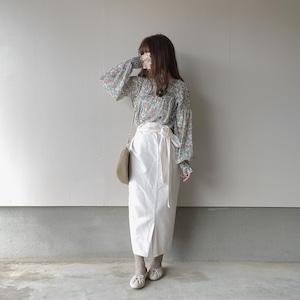 design ribbon skirt[20F-24]