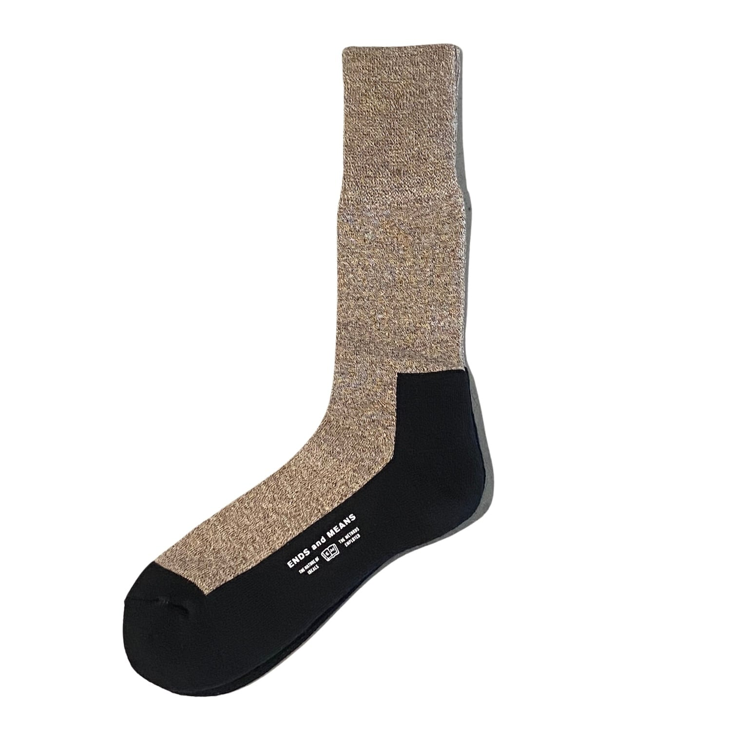 ENDS and MEANS/Merino Wool Socks
