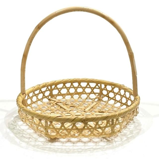 白竹 食彩籠