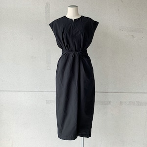 【COSMIC WONDER】Wrapped sleeveless dress /17239-1