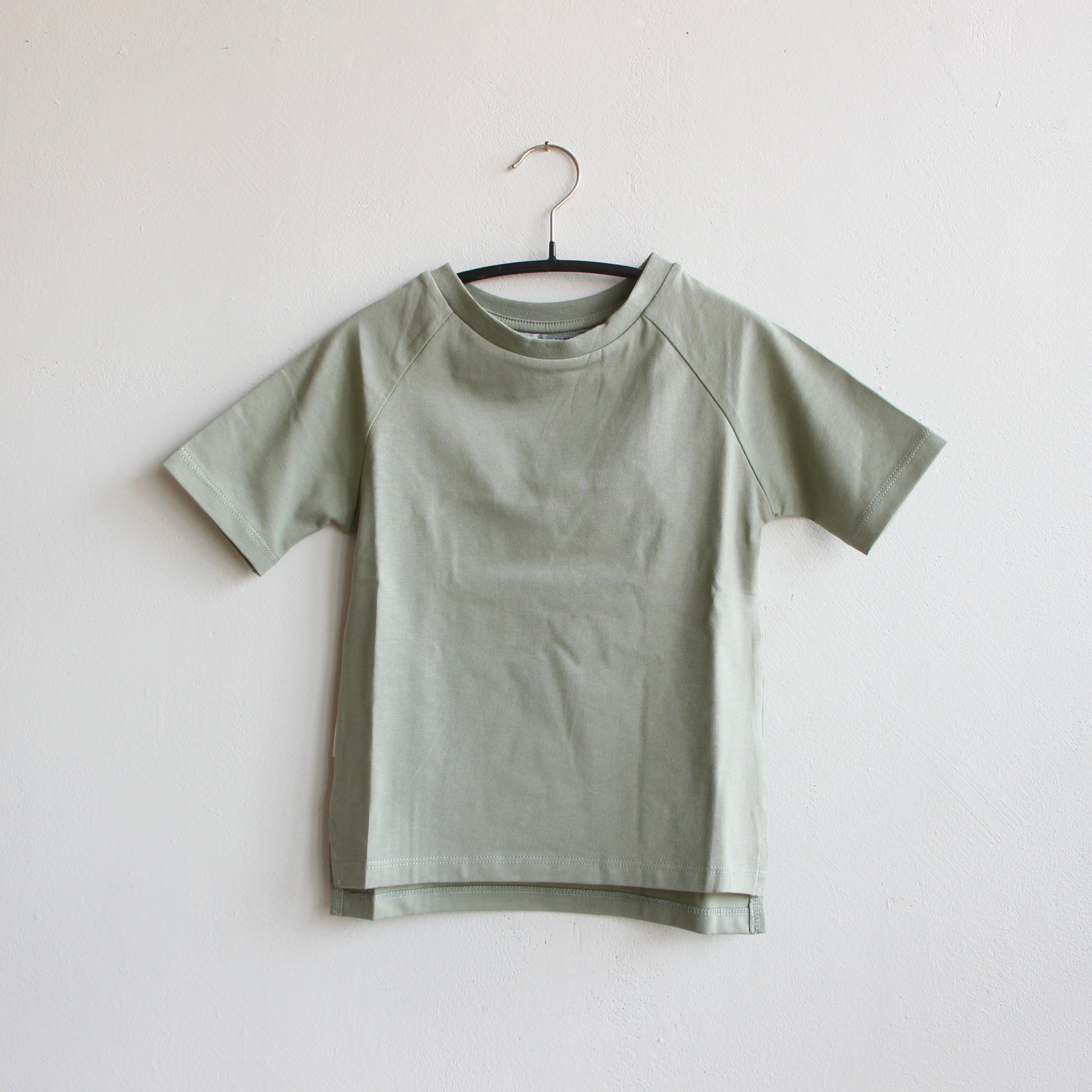 《MINGO. 2021SS》T-shirt / Sea Foam