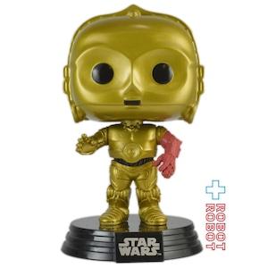 ファンコ POP! スター・ウォーズ 64 C-3PO 開封箱無し ルース