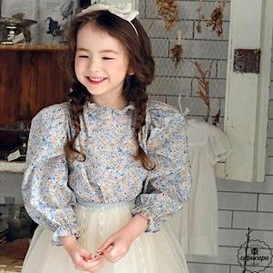 «即納» flo lemon blouse 2colors レモン ブラウス