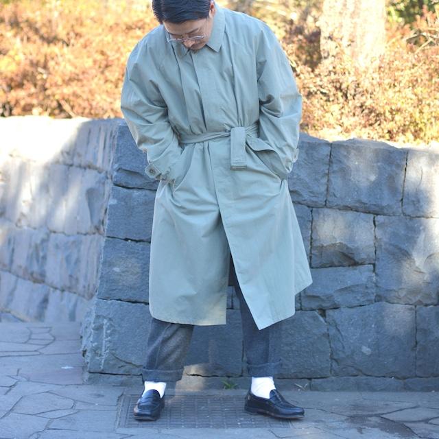 "【MADE IN FRANCE】BLIZZAND ステンカラーコート(カーキ)""IMPERMEABLE CLAIR KHAKI"""
