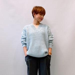 marmors(マルモア) low twist knit プルオーバー 2021秋冬新作 [送料無料]