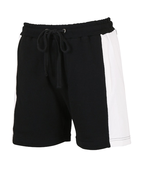SIDE LINE SWITCHING SWEAT SHORTS[REP147]