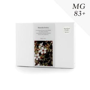[3個セット]マヌカハニースティック MG83+ 30本入