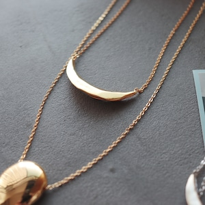 NECKLACE || 【通常商品】 NEW YEAR GOLD NECKLACE SET || 2 NECKLACES || GOLD || FAL026
