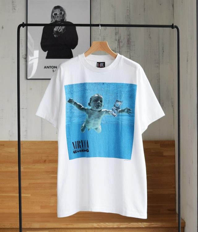VINTAGE 90s BAND T-shirt -NIRVANA-