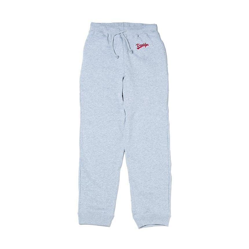 Logo Sweat Pants - Gray