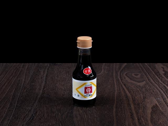 マルニ こいくち醤油「甘露」 150ml