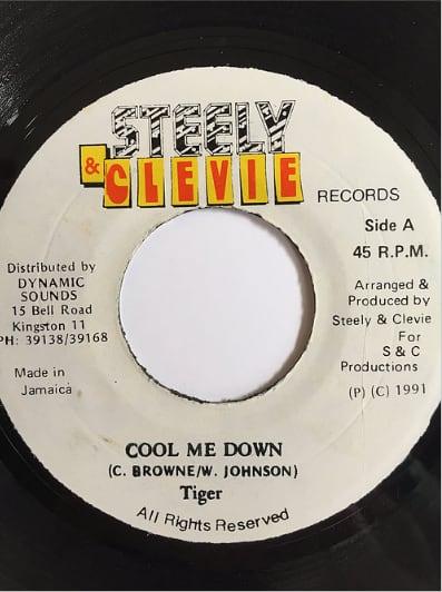 Tiger(タイガー) - Cool Me Down【7'】