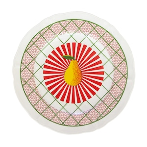 BITOSSI HOME - Plate - Bel Paese Fruit Plate (Pear)