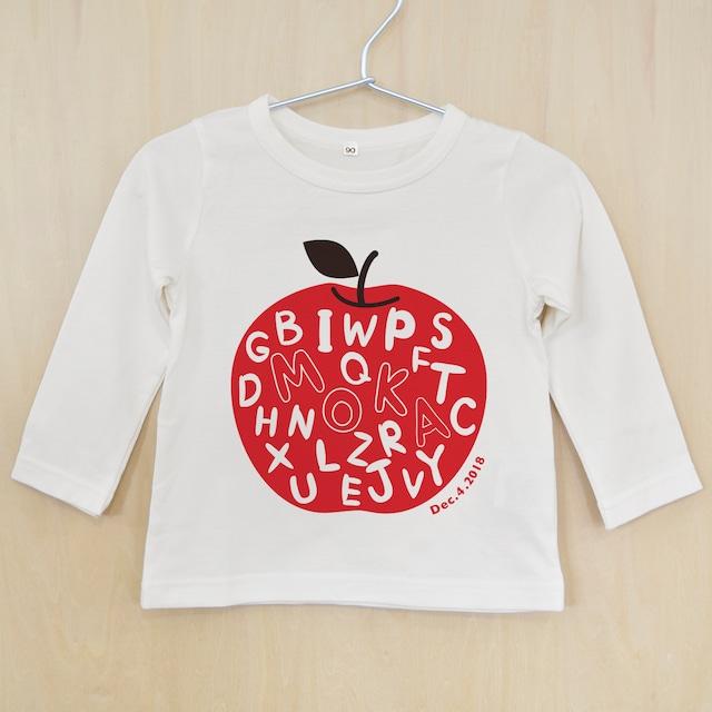 ai-T ロング fruits【アップル】