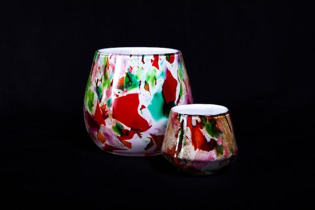 MIXED COLORS - Flower Vase Set 【Size M & S】