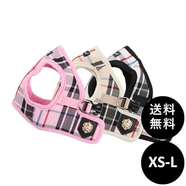 puppia(パピア)ジュニアハーネスB XS,S,M,Lサイズ ゆうパケット送料無料
