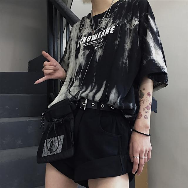 タイダイロゴTシャツ / HWG236