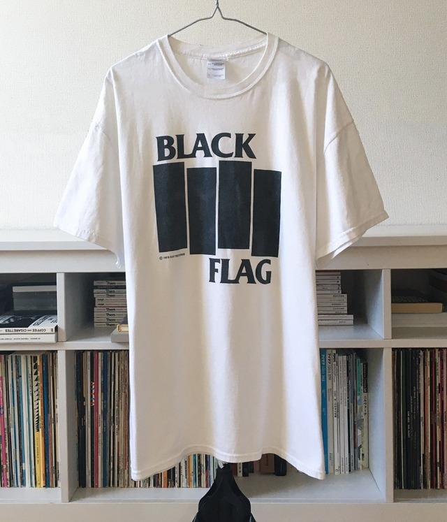 VINTAGE BAND T-shirt -BLACK FLAG-