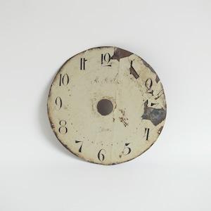 19世紀 時計の文字盤 モーラクロック