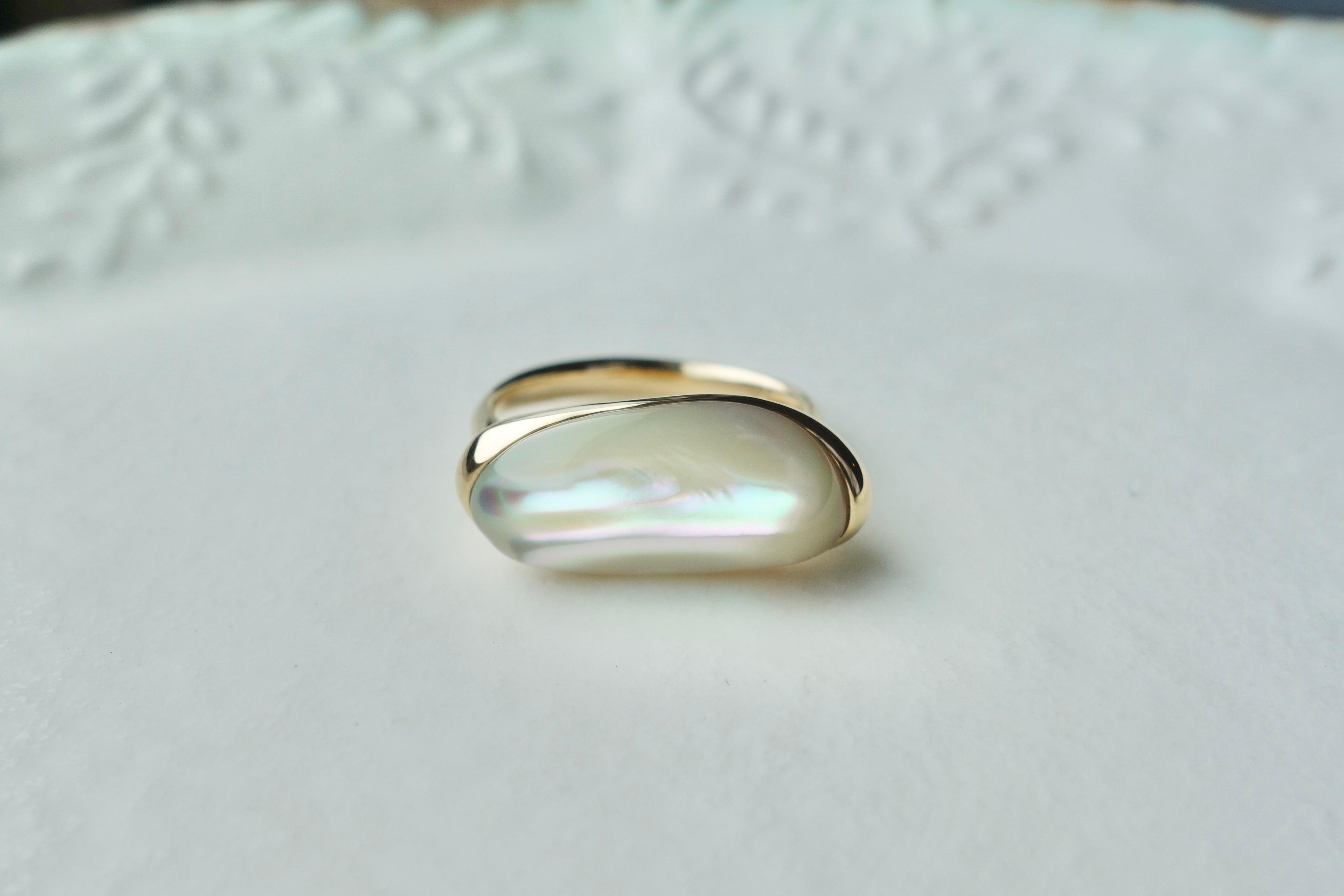 Yakougai Ring k18