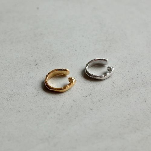 Rough Plate EarCuff [WM-EC056]