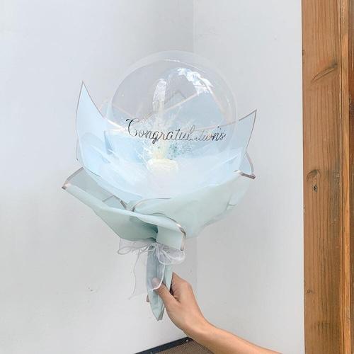 BALLOON FLOWER BOUQUET - cinderella - シンデレラモデル
