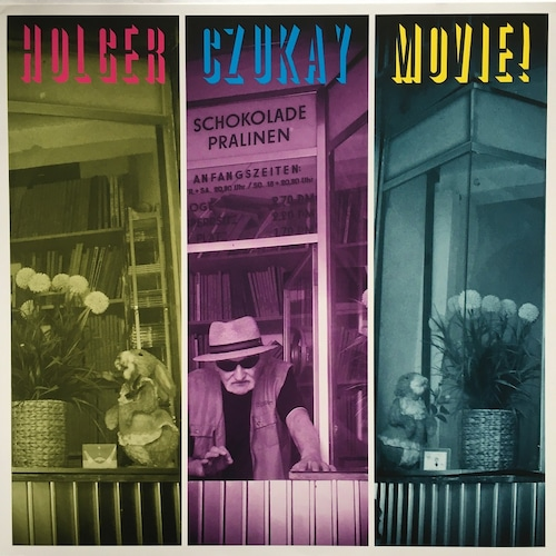 【LP・英盤】Holger Czukay / Movie!