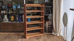 高さ153センチの本棚
