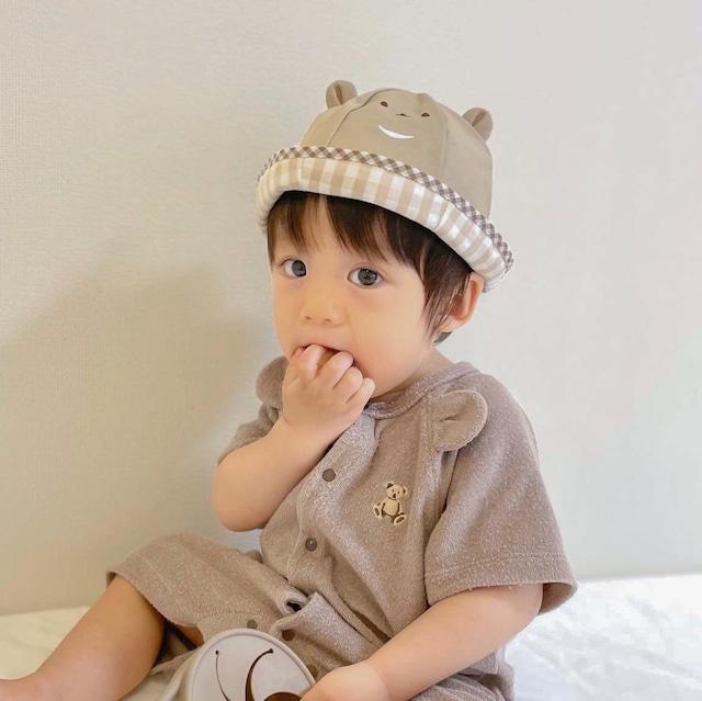 【即納】つみきのおさんぽ帽子(baby)