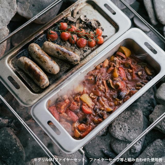 新品 WOLF&GRIZZLY Cook set 01022