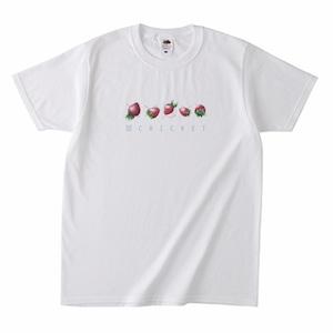 【雑誌掲載】いちご×CRICKETダーツTシャツ