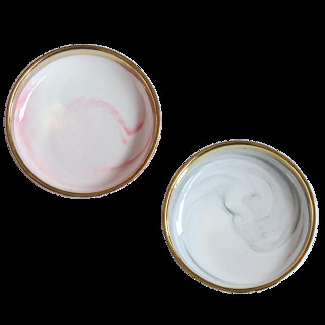 Marble small dish / 大理石 ミニ皿10cm