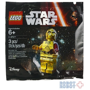 スター・ウォーズ LEGO レゴ C-3PO フォースの覚醒ver ミニフィグ