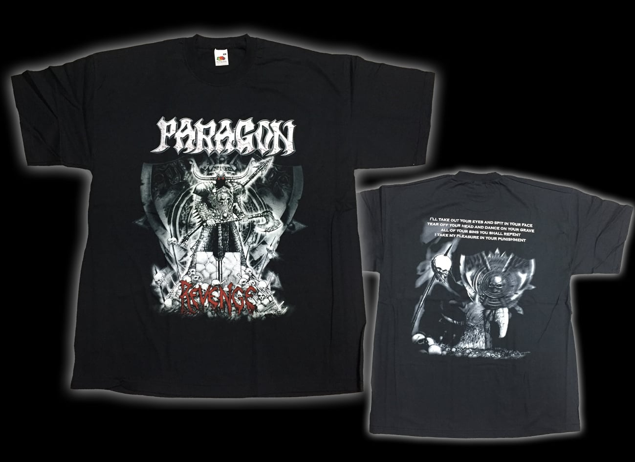 "PARAGON ""Revenge""正規品 Tシャツ"