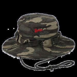NYC Logo Bucket Hat CAMO