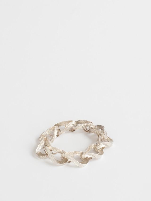 Modern Textured Bracelet / Hermès