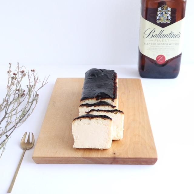 【木箱入り】ウイスキーバスクチーズケーキ