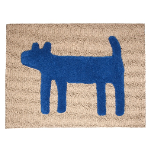 F/style(エフスタイル) House Doggy Mat(M) ブルー