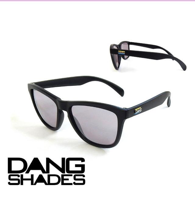 DANG SHADES (ダン・シェイディーズ) ORIGINAL //偏光レンズ (オリジナル) サングラス ケース 付属 アウトドア ユニセックス メンズ レディース キャンプ ウィンター スポーツ スノボ スキー 紫外線 メガネ 眼鏡 グラス おしゃれ かっこいい カラー ライト 運転 ドライブ