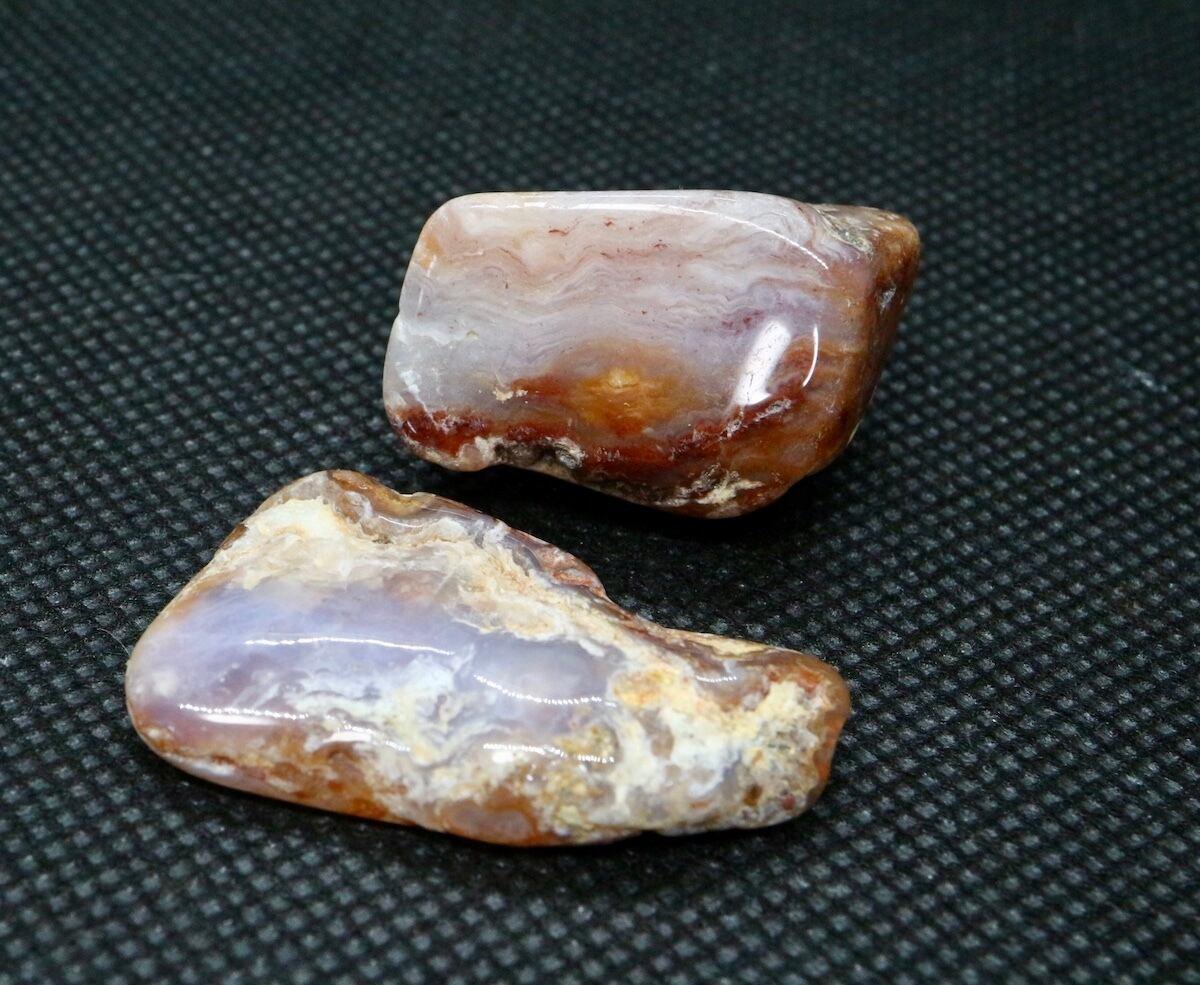 ※SALE※ デスバレーアゲート  原石 計19,4g DTA005 瑪瑙 鉱物 天然石 パワーストーン 原石