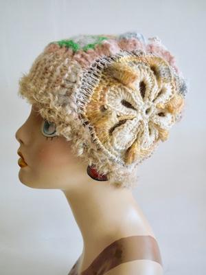 創作帽子C <M56.5cm〜57cm>