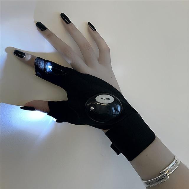 【小物】発光ファッションストリート系ダンス手袋32538166