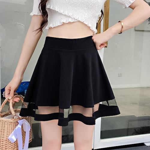 フレアパネルスカート ・13952