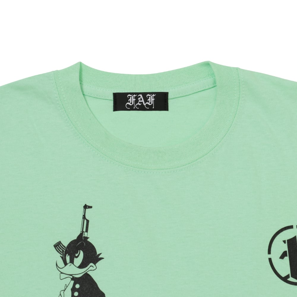 Practice uniform tee (FAFxSound Sports) / Light Green - 画像2